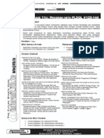 [Xxxx] Syllabus - Exam Oracle Database 11g Program With PLSQL #1Z0-144 by Arief 050614 Edited