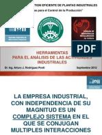 IAII Rafaela Analisis Actividades Industriales