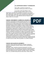 EJERCICIOS DESARROLLO PSICOMOTOR