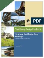 Modelo de Dibujo Estructural Para Puentes de Acero