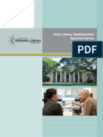 State Library Administrative  Agencies Survey Fiscal Year 2012