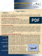 Safety Compass Newsletter 10-2013