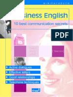 69095166 Business English 10 Best Communication Secrets