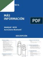 Manual Plantronics M155