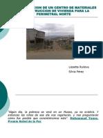 Centro de Materiales de Construccion de Vivienda - El Constructor