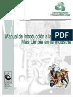 Manual de Produccion Mas Limpia