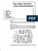 Chapter 1 Ships Electrical Systems Safety & Maintenance