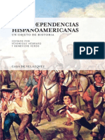 Las Independencias Hispanoamericanas. Un Objeto de Historia - Véronique Hébrard y Geneviève Verdo (Eds.)