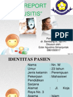 Case Report Sinusitis (Ester 08-017)