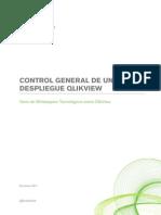 Control General Despliegue QlikView ES