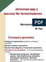 c 12 Pseudomonas y No Fermentadores