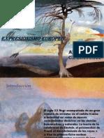 Expresionismo Europeo