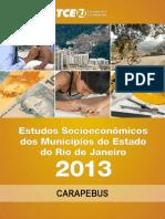 Estudo Socioeconomico 2013 - Carapebus