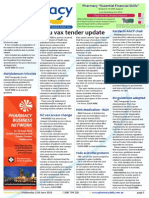 Pharmacy Daily for Wed 11 Jun 2014 - Flu vax tender update, UK aspirin guide change, Fluvax investigation, Health, Beauty and New Products and much more