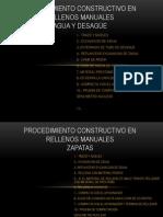 EXPO-Procedimiento Constructivo en Rellenos Manuales