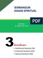 2-Membangun Kecerdasan Spiritual