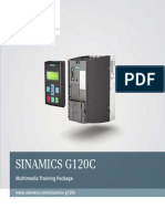 Sinamics g120c Training Booklet En