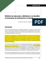 História da educação a distância e os desafios na formação de professores no Brasil
