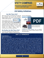 Safety Compass March 2014