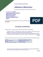 Exercícios_estatistica_FCUL