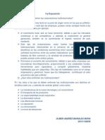 Fundamentos de Administracion (1ra Tarea)