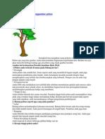 Tips Psikotes Dalam Menggambar Pohon