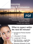 Commissioning Leadership Motivation