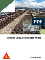 Sistemas Sika Para Cubiertas Verdes