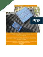 Cómo Hacer Un Cargador Solar