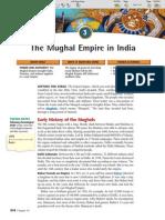 1 mughal india