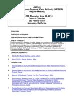 MPRWA Agenda Packet 06-12-14