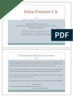 Medicina Forense I  - 1a parte - introdução e perícias - Del-Campo.pdf