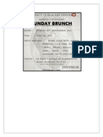 Rotaract Club San Fernando Ticket