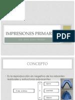 4.- Impresiones Primarias 4ta Clase