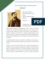 Toulouse Lautrec. Biografia