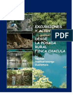excursiones Chaculá 2014
