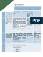 Tipos Estructuras Organizacionales