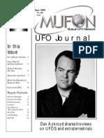 MUFON UFO Journal - 2008 6. June