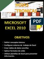 Clases de Excel 2010