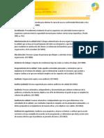 1. Glosario de Terminos de Las Normas ISO 9000 e ISO 14000