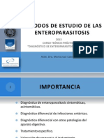 Diagnostico de Enteroparasitos
