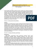 B.1c.artikel Ilmiah-Teori Dan Aplikasi Behavioristik Dalam Konseling