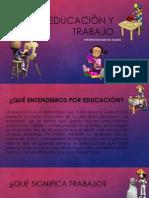 Educación y Trabajo Para 6to Grado