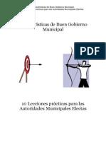Caracterisiticas de Buen Gobierno Municipal[1]