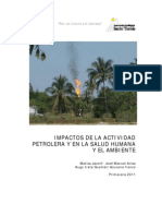 Impacto Del Petroleo
