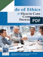 hcca code of ethics