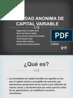 Sociedad Anonima de Capital Variable