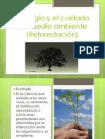 Ecología y el cuidado del medio ambiente (.pptx