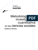 6lectura Metodologia de La Investigacion Guillermo Briones