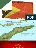 east timor genocide presentation